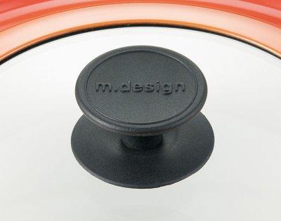 画像1: m.design フライパンカバーL (26・28・30cm)